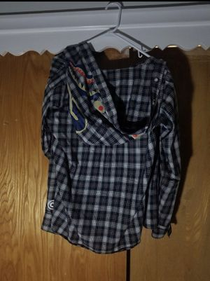 Bape Flannel hoodie for Sale in Crofton, MD