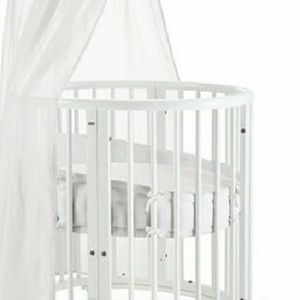 CRIB - BED / STOKKE SLEEPI for Sale in Fort Washington, MD