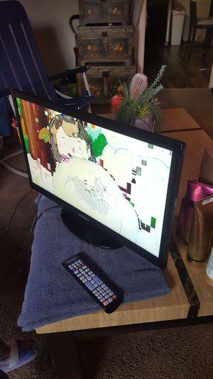 Samsung Tv with remote for Sale in Dallas, TX