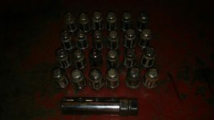 12x1.50 Lock Nuts (set of 24) for Sale in White Lake charter Township, MI
