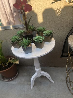 ANTIQUE. WOOD SMALL TABLE for Sale in Riverside, CA
