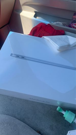 I'm selling a brand new Mac book air for Sale in Oakland, CA