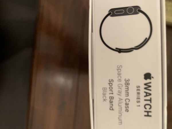 Brand new, never used Apple Watch