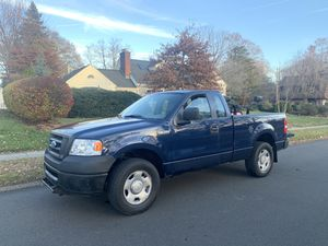 2007 Ford F-150 4x4,97.000 Miles,Comes With Plow! for Sale in Milford, CT