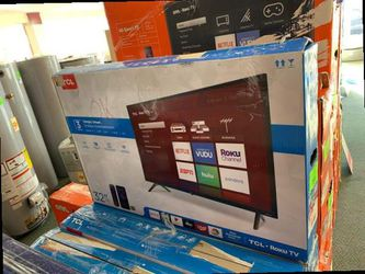 """TCL ROKU SMART TVS (32"""" and 43"""") prices vary K11 for Sale in Los Angeles,  CA"""