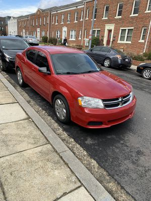 2012 Dodge Avenger for Sale in Washington, DC