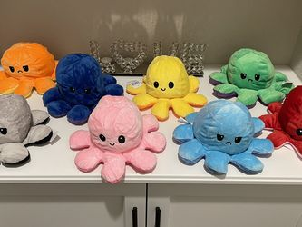Giant Octopus Plushies for Sale in Stockton,  CA