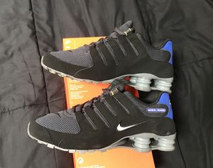 Nike Air Shox NZ mens size 9 running shoes NEW DS! for Sale in San Diego, CA