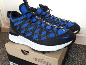 Brand New Nike ACG React Terra Gobe Shoes Men's Size 10.5 for Sale in Rialto, CA