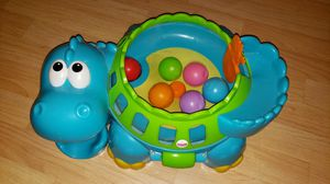 Ball Popping Musical Dino Baby Toy for Sale in Kennewick, WA