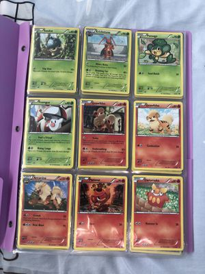 Pokémon 96 card set collection for Sale in Seattle, WA