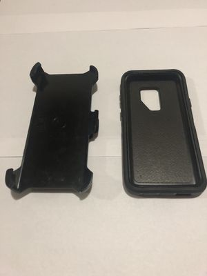 Samsung Galaxy S9 Plus Otterbox Defender case w/ belt clip for Sale in Burleson, TX