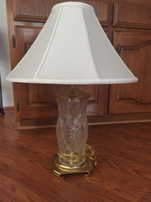 Waterford Crystal Lamps for Sale in Redlands, CA