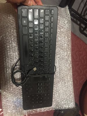Dell keyboard, computer keyboard good for Sale in Miami, FL