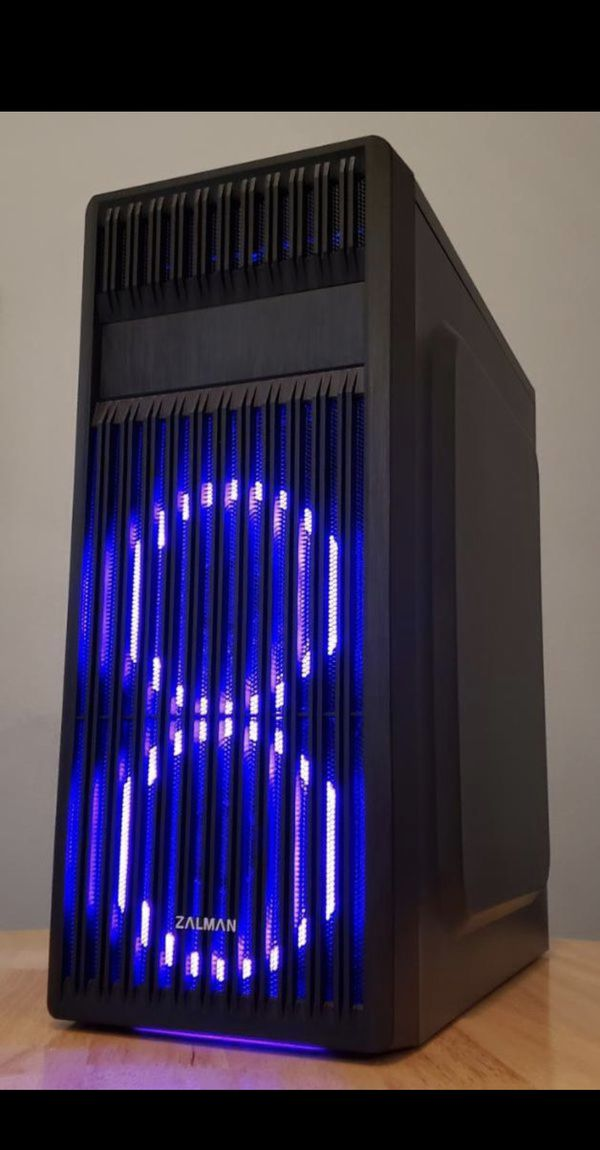 Selling a custom built pc, perfect pc for anyone that wants to start gaming on pc or wants to do business in style with lots of room for upgrades, al