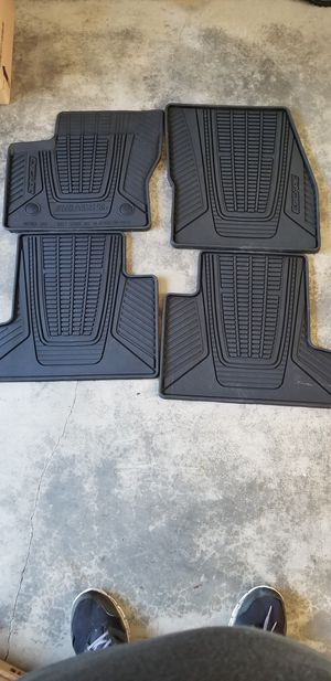 2015-16 Ford Escape floor mats for Sale in Snohomish, WA