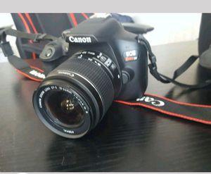 Canon EOT6 DSLR Camera for Sale in Miami, FL