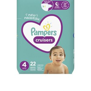 Pampers Size 4 Diapers for Sale in Portland, OR