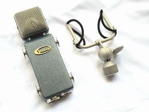 Violet the Amethyst Vintage mic + shock mount for Sale in San Antonio, TX