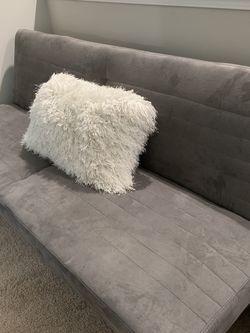 Grey Futon for Sale in Marietta,  GA