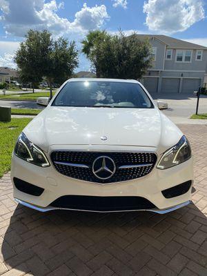 2014 Mercedes E350 w/ AMG premium package for Sale in Winter Garden, FL