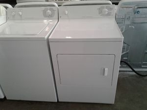 GE washer and dryer set for Sale in Tampa, FL