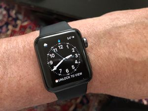 Apple Watch 38mm Series 3 GPS Only for Sale in Seattle, WA