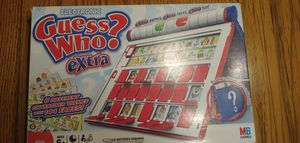 Board Game - Guess Who Game for Sale in Hesperia, CA