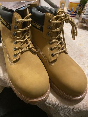 New steel toe size 8 an 9 for Sale in Hacienda Heights, CA