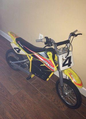 Razor dirt bike for Sale in Temple Hills, MD