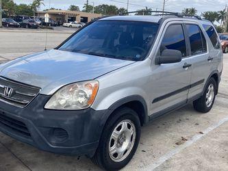2006 HONDA CRV for Sale in West Palm Beach,  FL