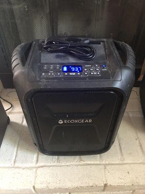 Ecoxgear Bluetooth Speaker for Sale in Fresno, CA