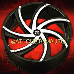 WHEEL AND TIRE DEALS ..ALL SIZES for Sale in Atlanta, GA
