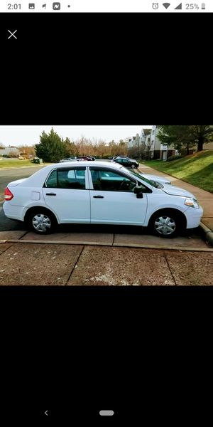 NISSAN VERSA 2010 for Sale in Manassas, VA