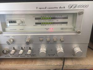 Marantz cassette player SD 6000 for Sale in Chicago, IL