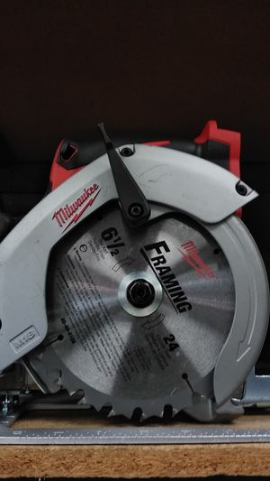 MILWAUKEE FRAMING circular saw for Sale in Moreno Valley, CA