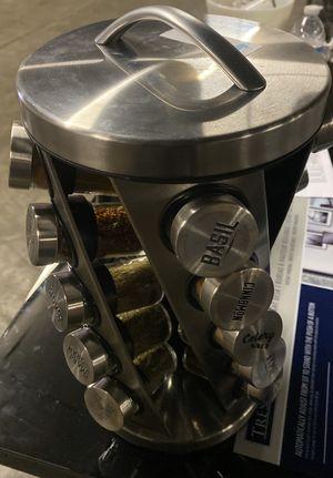 Kamenstein 20 Jar Revolving Spice Rack for Sale in Turlock, CA