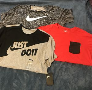 Men's Nike tee shirts $15/shirt for Sale in St. Louis, MO