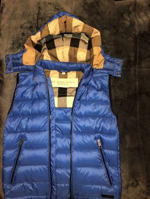 Burberry Vest for Sale in Snellville, GA