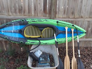 Intel kayak for Sale in Troy, MI