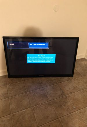 """Samsung 48"""" tv for Sale in Lewisburg, PA"""