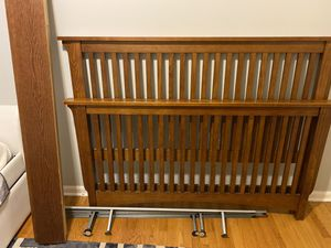 Queen bed fram for Sale in Frederick, MD