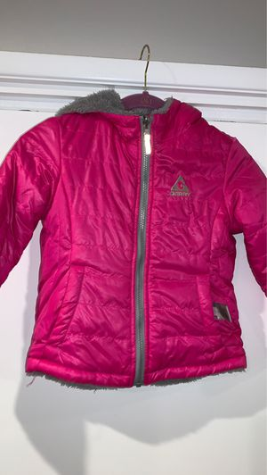 Gerry reversible kids size 6 xs jacket can be used for snow for Sale in South Gate, CA