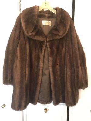 Vintage Fur Coat Vintage Mink Coat for Sale in Mountain View, CA