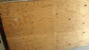 4 sheets of plywood for Sale in Wimauma, FL