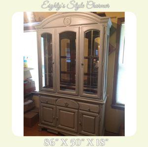 80's Style Display Cabinet for Sale in Cordova, TN