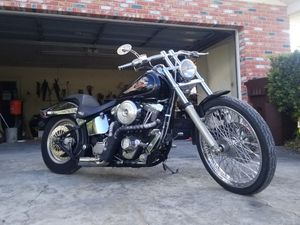 1998 Harley Davidson Softail Custom. for Sale in Lake Wales, FL