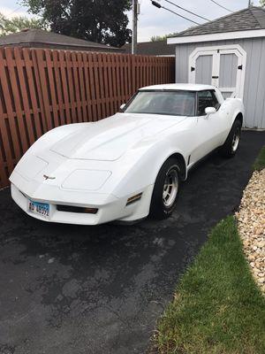 1981 Chevy Corvette for Sale in Chicago Ridge, IL