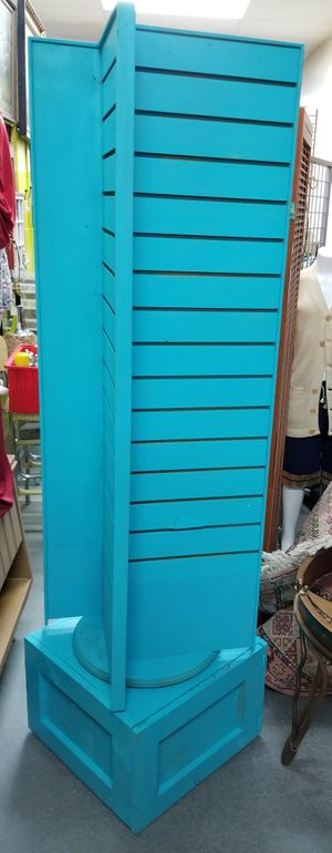 rotating display with storage, jewelry anything for Sale in St. Petersburg, FL