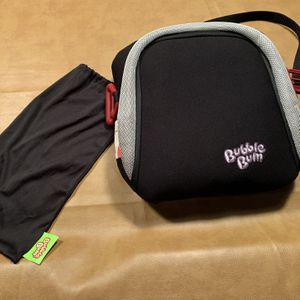 Bubble Bum Inflatable Booster Seat for Sale in Loxahatchee, FL